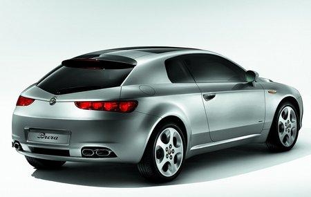 Компания Prodrive представила купе Alfa Romeo Brera S
