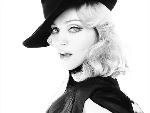 Мадонна (Madonna), Tom Munro для ELLE & Vanity Fair