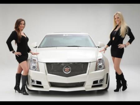 D3 Cadillac CTS