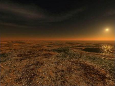 Великолепная красота Марса