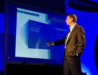 Билл Гейтс показал новую разработку Microsoft