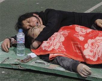 Число погибших при землетрясении в Сычуани достигло почти 20 тысяч человек