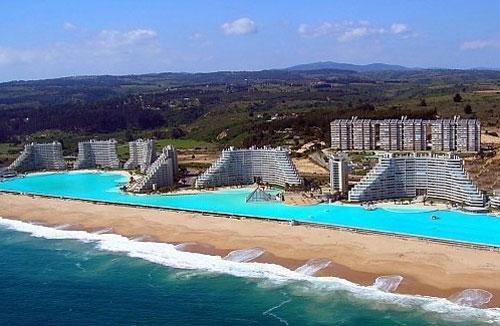 Самый длинный бассейн