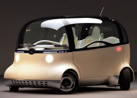 Honda PUYO – еще один интересный концепткар