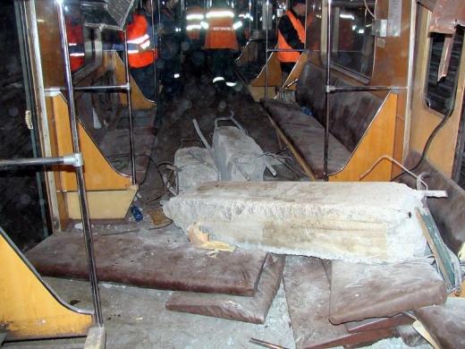 Авария в московском метро 15.07.2014 фото. Есть жертвы