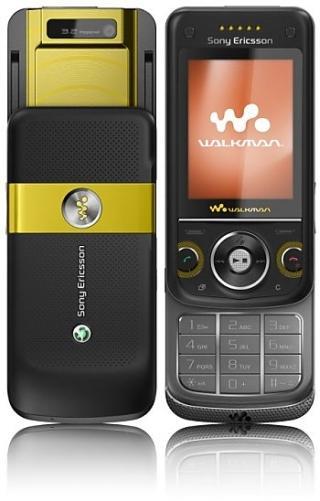 Sony Ericsson W760 появился в продаже