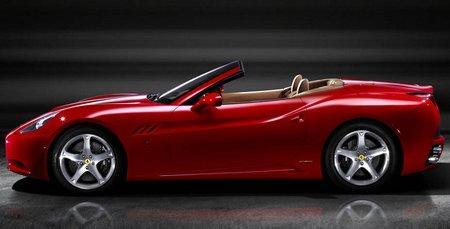 Новейший спорткар Ferrari California явил себя