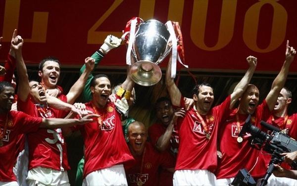 «Манчестер Юнайтед» — победитель Лиги Чемпионов!
