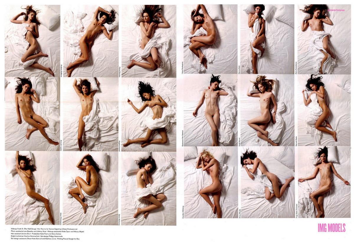 Сексуальная фотосессия позы 2 фотография