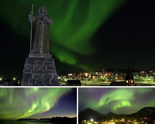13 лучших мест для наблюдения северного сияния!
