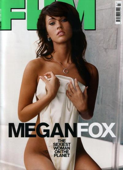 Меган Фокс (Megan Fox) в журнале FHM UK July 2008