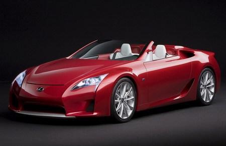 В США новый Lexus LF-A будет стоить более $200 000
