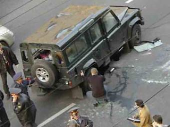 В Москве в Северном Бутово за ночь сожгли 14 автомобилей