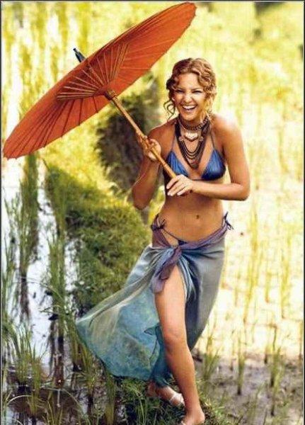 Кейт Хадсон - первая красотка в мире