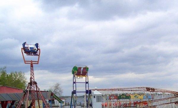 Детская площадка в Волгограде (7 фото)