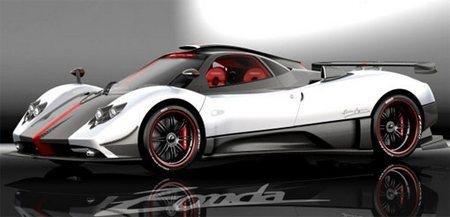 Суперкар Pagani Zonda Cinque выпустят в количестве пяти штук