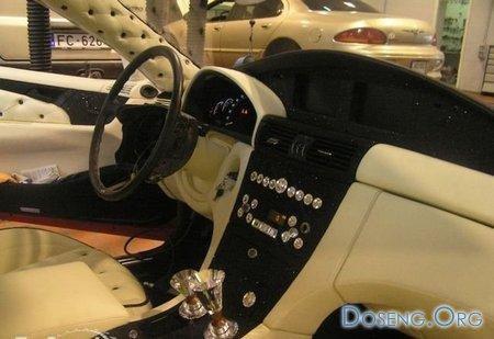 Спорткупе AG Excaliber на базе Mercedes CL-класса