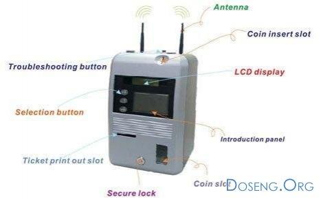 Wi-Fi таксофон