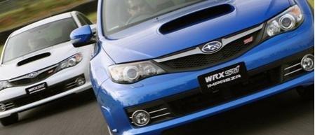 В 2010 году Subaru выпустит купе Impreza