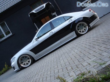 ASMA Design Eagle II Widebody S-Class