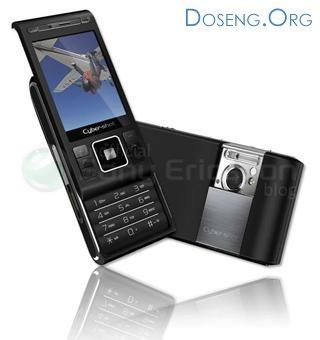 Слайдер Sony Ericsson C905 представлен официально