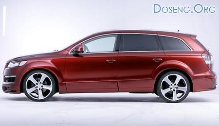 Новый Audi Q7 от мануфактуры JE Design