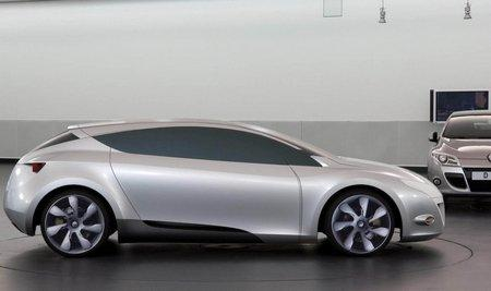 Первые изображения нового Renault Megane III