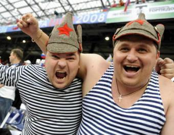 Билеты на полуфинал Евро-2008 будут продаваться в Москве