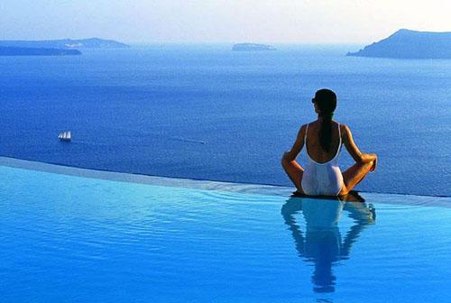 Самый роскошный в мире бассейн