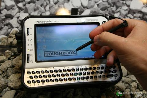 ToughBook CF-U1 � ������ ����-������� �� Panasonic �� ���������� Atom