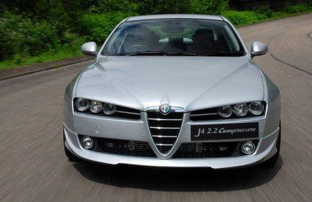 Британская Autodelta доработала Alfa Romeo 159 J4 2.2 C