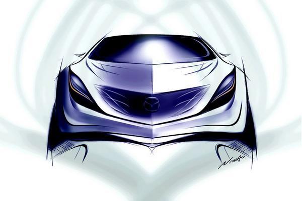 Mazda везёт в Москву суперский молодёжный кроссовер Crosswinds