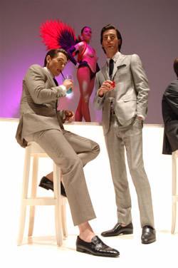 Назван самый популярный мужской luxury-бренд