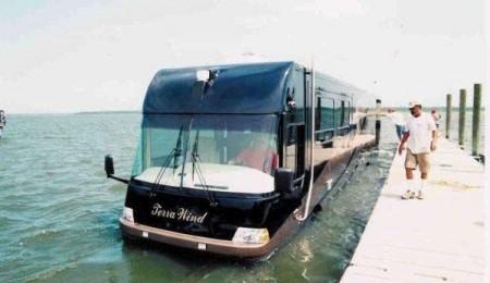Подводный автобус