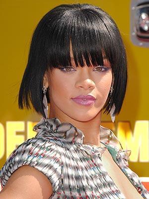 Стиль от Rihanna