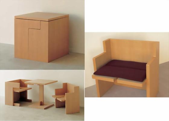 Компактная мебель своими руками