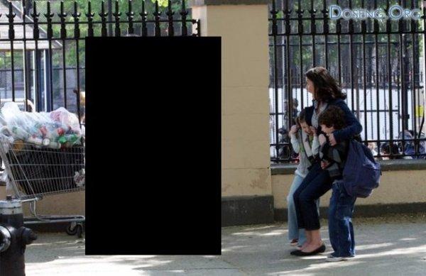 Что могло напугать Кэтрин Зэту Джонс? (5 фото)