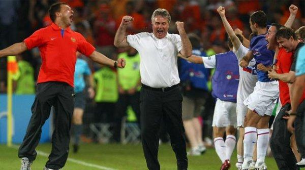 Фотоотчёт с матча Россия-Нидерланды (3:1)