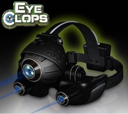 Jakks Eyeclops — очки ночного видения для фанатов Сэма Фишера