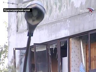 Взрыв в 12-этажном жилом доме в Сочи: есть жертвы