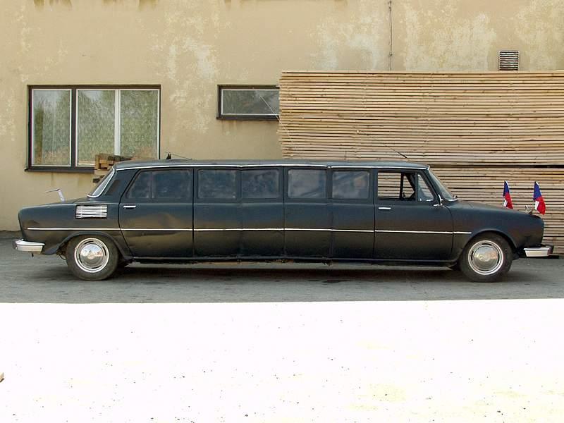 Лимузин своими руками фото