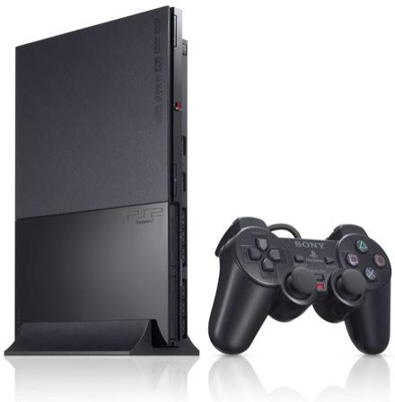 Sony выпустит тонкую PS2 в России
