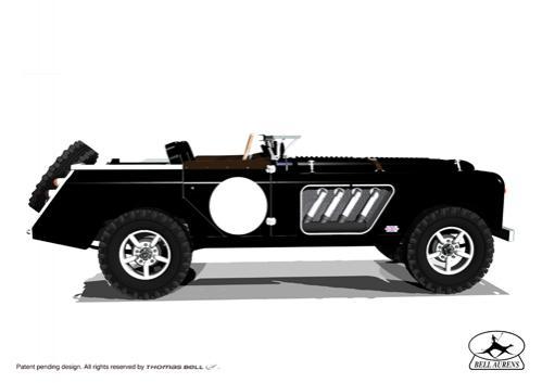 Новая жизнь для старого Land Rover