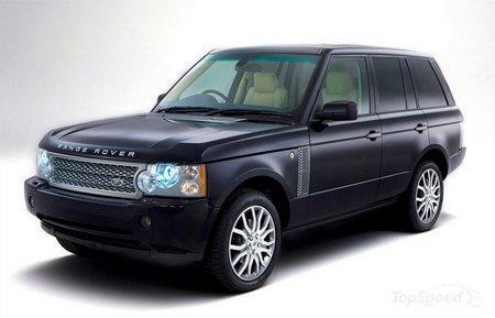Land Rover представил эксклюзивную версию Range Rover Autobiography