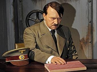 В берлинском музее Гитлеру оторвали голову