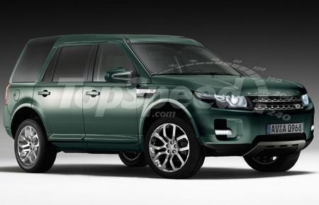 Семиместный Land Rover Ventura увидит свет в 2012 году
