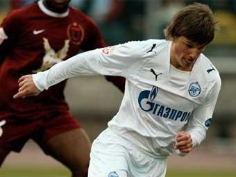 Андрей Аршавин отказался играть за