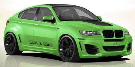 Lumma Design представила кроссовер CLR X650, выполненный на базе BMW X6