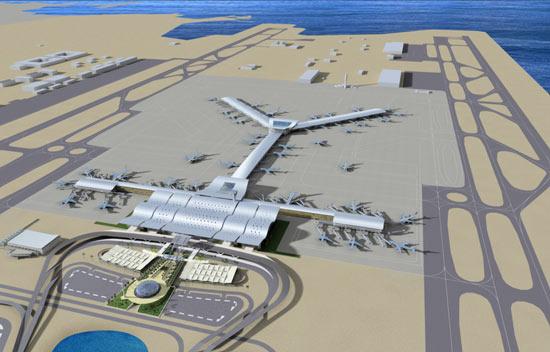 Архитектура современных аэропортов по всему миру