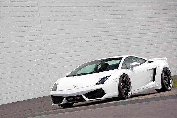 Lamborghini Gallardo LP 560 попала в умелые ручки тюнера IMSA